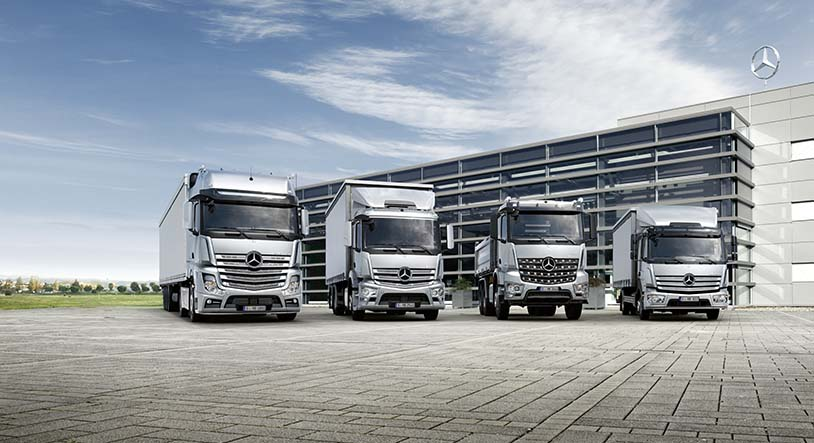 43ba4a409a Mercedes-Benz commercial vehicles division in Ireland has launched extended  truck warranties for periods of up to 5 years or 750